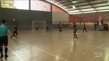 Olimpíadas do servidor é destaque em São Luís - Competição destaca o jogo entre o time da Polícia Militar e Corpo de Bombeiros na decisão de Futsal.