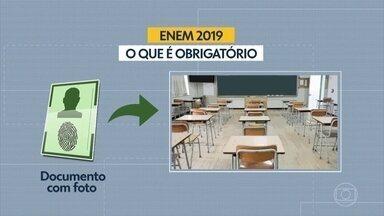 Estudantes estão no contagem regressiva para o início do Enem - Saiba os deatlhes das provas, que ocorrem no domingo (3) e no dia 10 de novembro