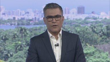 RJ1 - Íntegra 02/11/2019 - O telejornal, apresentado por Mariana Gross, exibe as principais notícias do Rio, com prestação de serviço e previsão do tempo.