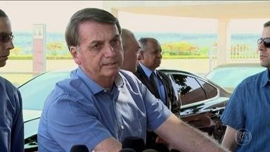 Bolsonaro diz que reforma administrativa não acaba com estabilidade dos atuais servidores - O presidente da República também comemorou a redução no número de desempregados e a queda dos juros.