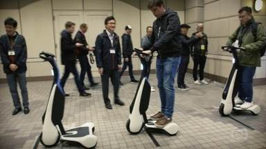 """Conheça as soluções de mobilidade que serão testadas nas Olimpíadas - Em Tóquio 2020, meios de transporte """"do futuro"""" farão estreia."""