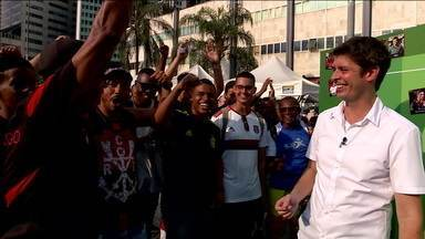 Qual Flamengo é melhor? O de 81 ou de 2019? Ídolos, adversários e torcedores opinam - Qual Flamengo é melhor? O de 81 ou de 2019? Ídolos, adversários e torcedores opinam