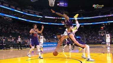 Semana NBA: Curry sofre lesão e desfalca Golden State Warriors por três meses - Semana NBA: Curry sofre lesão e desfalca Golden State Warriors por três meses