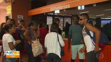 Tarifa do metrô do Recife aumenta para R$ 3,40 - Outros dois reajustes na passagem estão previstos para 2020.