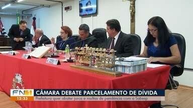 Câmara Municipal de Presidente Prudente se reúne nesta segunda-feira - Sessão ordinária dos vereadores começa a partir das 20h e é aberta à população.