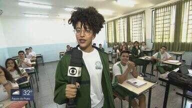 EPTV na Escola: finalista de Porto Ferreira entrevista psicóloga para falar sobre mentira - Ana Laura ficou em 10º lugar na competição e conversou com especialista para explicar como identificar sinais de que alguém possa estar blefando.