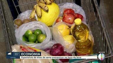Especialista dá dicas de como economizar em um supermercado - Em momentos de crise econômica é importante saber comprar para não pesar no bolso.