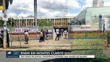 Cerca de 4 milhões de Estudantes em todo pais realizaram a prova do ENEM - Em Montes Claros e demais regiões, estudantes estavam ansiosos para a primeira etapa do exame.