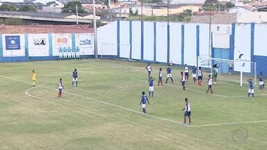 Confiança perde para o Bahia em casa na Copa do Nordeste sub-20 - Partida aconteceu no Sabino Ribeiro. Dragãozinho segue sem vencer na competição.