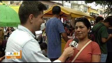 No Pará, mais de 200 mil candidatos participam do primeiro dia da prova do Enem 2019 - No Pará, mais de 200 mil candidatos participam do primeiro dia da prova do Enem 2019