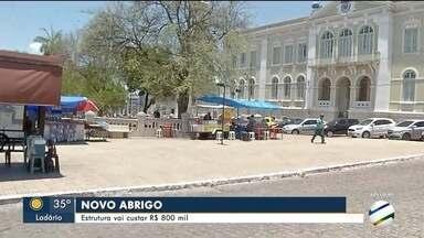 Prefeitura de Corumbá apresenta projeto de novo terminal - Obra vai custar R$ 796 mil e substituir ponto que foi construído por R$ 500 mil