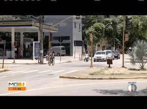 Briga de trânsito deixa um policial militar ferido - Motorista que agrediu o policial aposentado fugiu do local.