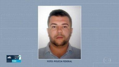 Polícia prende suspeito de roubo no aeroporto de Viracopos - Justiça decretou a prisão preventiva do homem, que foi preso em Caruaru, no agreste pernambucano