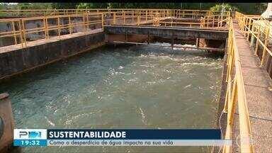 Desperdício de água causa impactos negativos no meio ambiente e na vida das pessoas - Desperdício de água causa impactos negativos no meio ambiente e na vida das pessoas