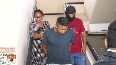 Polícia de Belém prende suspeito de matar adolescente de 15 anos - Crime aconteceu na semana passada. Câmeras de segurança flagraram o homem carregando o corpo da vítima.