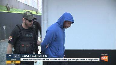 Defesa de acusado decide não recorrer da decisão em caso de feminicídio em Joinville - Defesa de acusado decide não recorrer da decisão em caso de feminicídio em Joinville