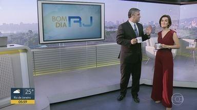 Bom dia Rio - Edição de terça-feira, 05/11/2019 - As primeiras notícias do Rio de Janeiro, apresentadas por Flávio Fachel, com prestação de serviço, boletins de trânsito e previsão do tempo.