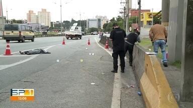 Adolescente morre baleado na Rodovia Anchieta - Principal hipótese é que ele participou de dois roubos e acabou morrendo durante a tentativa de um terceiro assalto.