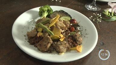 Chef de cozinha cria pratos inspirados na Bíblia - Cardápio foi criado por chef de Caçapava.
