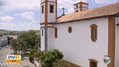 Diocese faz campanha para realizar obras em igreja de Bom Sucesso - Diocese faz campanha para realizar obras em igreja de Bom Sucesso