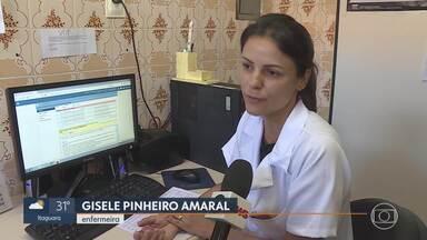 Vacinas que estavam em falta começam a ser distribuídas em Betim - Pentavalente e DTA estão em falta desde agosto. Doses ainda são insuficientes para atender todo o município.