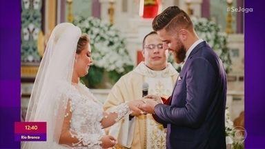 Zé Neto, da dupla com Cristiano, se casa no interior de São Paulo - Veja fotos exclusivas do casamento que aconteceu em São José do Rio Preto. Na festa, o casal também revelou que terá uma menina