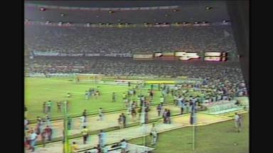 No Campeonato Mineiro de 1990,Cruzeiro vence o Atlético-MG por 1 a 0, no Mineirão - No Campeonato Mineiro de 1990,Cruzeiro vence o Atlético-MG por 1 a 0, no Mineirão