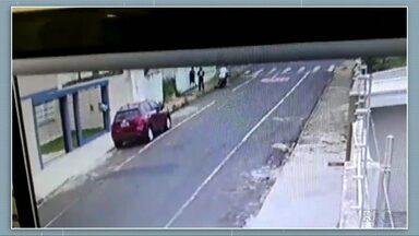 Polícia prende suspeito de matar adolescente de 17 anos em Telêmaco Borga - Jovem tem 19 anos e foi preso em casa.