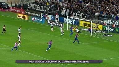 Veja os gols da 31ª rodada do Campeonato Brasileiro - Veja os gols da 31ª rodada do Campeonato Brasileiro