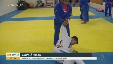 Judocas encaram a 1º Copa Amapaense de Judô - Copa à vista