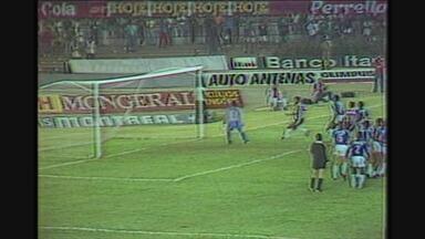 Atlético-MG sai na frente, leva o empate, mas consegue vencer o Cruzeiro no Mineiro de 90 - Atlético-MG sai na frente, leva o empate, mas consegue vencer o Cruzeiro no Mineiro de 90