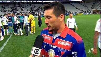 Globo Esporte Ce Juninho Reclama De Arbitragem Em Corinthians X Fortaleza Foram Muitos Jogos De Erros Globoplay