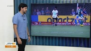 Confira os destaques do Globo Esporte Amazonas desta quinta-feira (7) - Confira os destaques do Globo Esporte Amazonas desta quinta-feira (7).