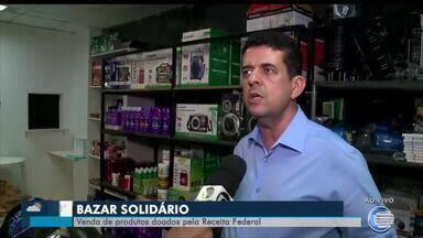 Bazar Solidário acontece nesta sexta (8), no CEIR - Bazar Solidário acontece nesta sexta (8), no CEIR