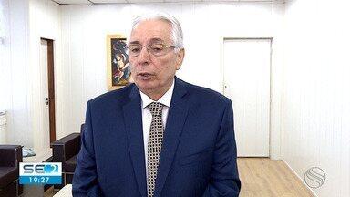 Tribunal de Contas do Estado de Sergipe terá novo presidente a partir de janeiro de 2020 - A eleição para o biênio 2020-2021 aconteceu nesta quinta-feira (7).