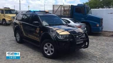 Homens são presos em segunda fase de operação da PF para combater venda de anabolizantes - Prisões ocorreram em Sergipe e Minas Gerais.