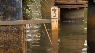 Garça terá plano emergencial para enfrentar falta d'água - Saae pode desligar bombas responsáveis por levar água à população se nível do reservatório diminuir. Empresa pede que população evite desperdício.