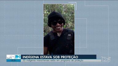 20 índios estão incluídos em programa de proteção no Maranhão - Um dos índios que estava no programa era Paulino Guajajara, que estava sob proteção desde setembro, mas não foi retirado da Terra Indígena Arariboia antes de ser assassinado.