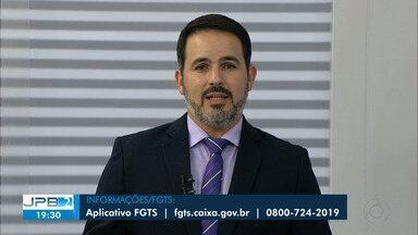 JPB2JP: FGTS: Trabalhadores nascidos em abril e maio podem sacar dinheiro amanhã - Quem não tem conta na Caixa.