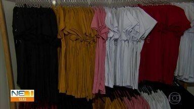 Cabo de Santo Agostinho recebe feira de moda gospel - Vários empreendedores do ramo de roupas e acessórios participam do Gospel Fashion Day.