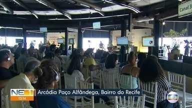 Impactos do óleo no litoral são debatidos em conferência no Recife - Consequências do desastre foram tema de painel no último dia da Conferência Brasileira de Mudança do Clima.