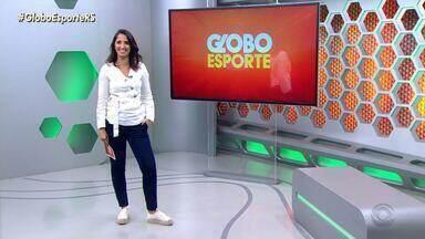 Globo Esporte RS - 08/11/2019 - Assista ao vídeo.