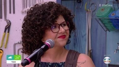 Roberta Campos já fez 11 trilhas sonoras de novelas da TV Globo - Cantora conta que sonhava em ter uma música tocada em novela desde que era uma criança