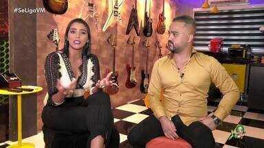 Jujuba conversa com Niara Meireles e mostra novidade para compositores - Compositor cearense lança curso para quem quem seguir carreira e aprimorar talento