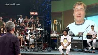 Samuel Rosa fala sobre separação do Skank - Cantor fala sobre a última turnê e sobre os rumos dos integrantes