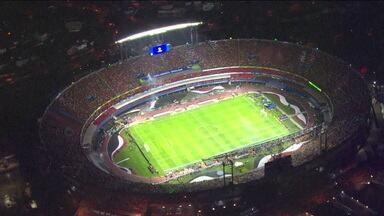 A torcida espera que o São Paulo volte a vencer no Morumbi. - A torcida espera que o São Paulo volte a vencer no Morumbi.