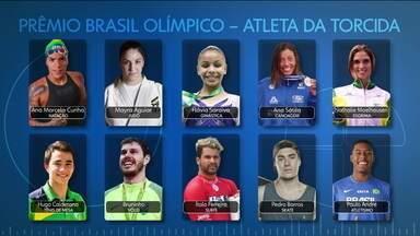 """Veja os indicados e vote para """"Atleta da Torcida"""" no Prêmio Brasil Olímpico - Veja os indicados e vote para """"Atleta da Torcida"""" no Prêmio Brasil Olímpico"""