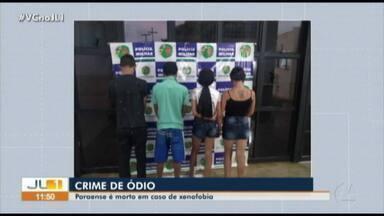 Paraense de 34 anos é assassinado em Anápolis, Goiás - Paraense de 34 anos é assassinado em Anápolis, Goiás