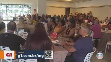 MG1: concorrentes do Prêmio 'O Melhor Tropeiro de BH' se reúnem para almoço - O evento aconteceu nesta segunda-feira na Globo Minas.