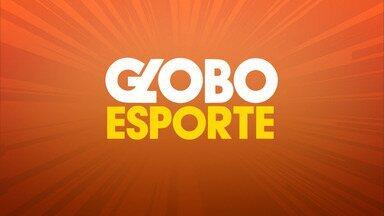 Confira o Globo Esporte desta segunda (11/11) - Programa fala sobre basquete, futsal e futebol.